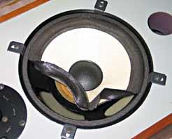 vorm conus luidspreker