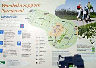 Purmerend Wandelroutes, 12-5-2008