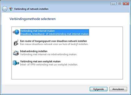 Windows Vista In Een Thuisnetwerk Thuisnetwerk Pcpretnl