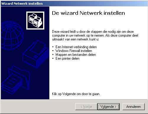 Windows Xp In Een Thuisnetwerk