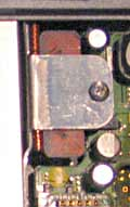 Cd-Rom schroef + connector
